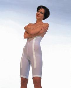 PLASTIC SURGERY GIRDLE MID-THIGH FEMALE