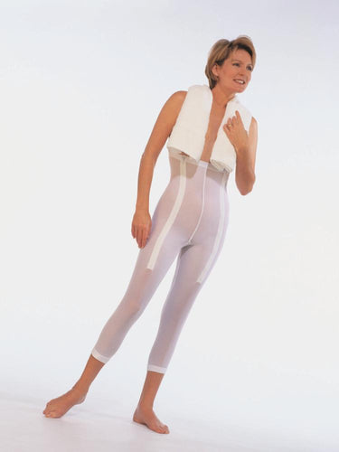 PLASTIC SURGERY GIRDLE LONG-LEG FEMALE
