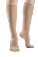 SIGVARIS Womens SOFT OPAQUE 840 Calf 30 40mmHg