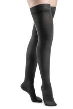 SIGVARIS Womens SOFT OPAQUE 840 Thigh High 20 30mmHg