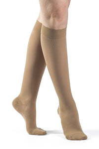 SIGVARIS Womens SELECT COMFORT 860 Calf 20 30mmHg