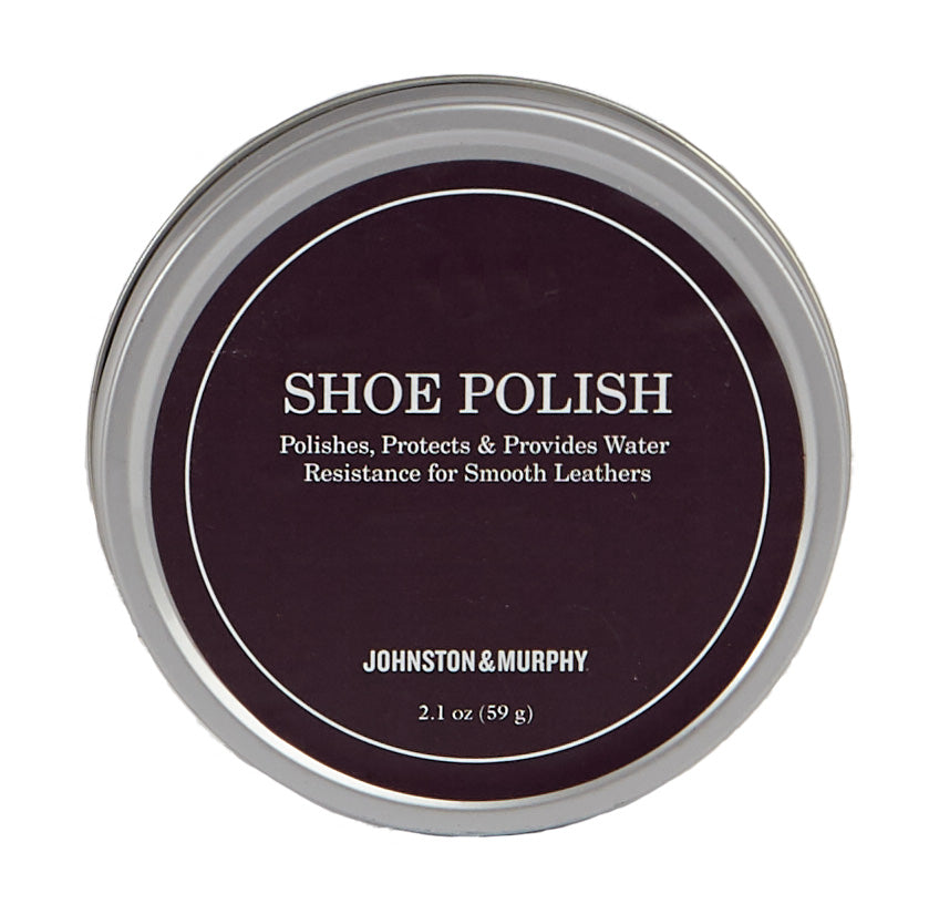 JOHNSTON&MURPHY Wax Polish