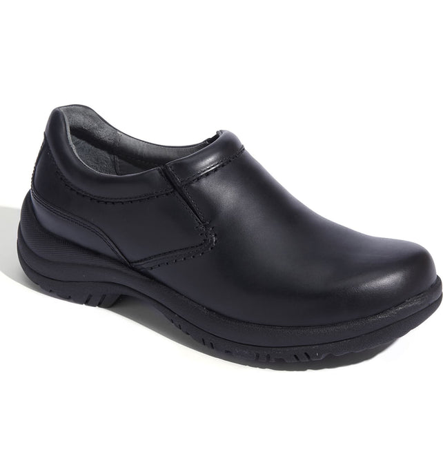 Dansko Wynn Black Smooth