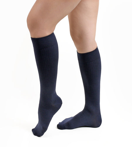 knee high compression dress socks