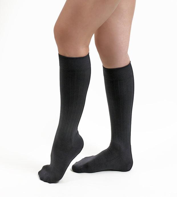 casual compression sock for everyday wear