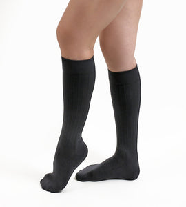 Salvere Casual Wear, Knee High, Closed Toe, 15-20 mmHg