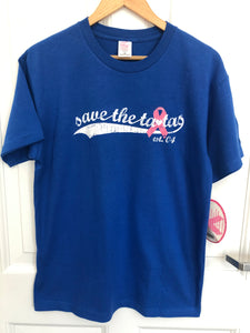 Save the Tatas Men's T-Shirt