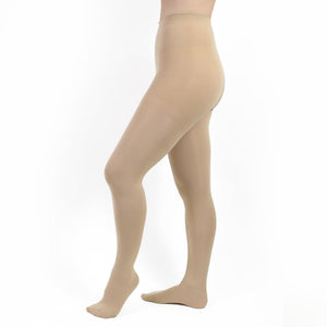 Salvere Opaque, Pantyhose, Closed Toe, 15-20 mmHg