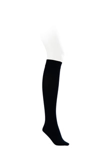 Opaque | Waist High Compression Stockings | Closed Toe | 15-20 mmHg