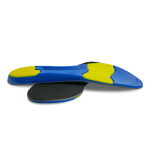 Orthotic Cushion Arch Insert provides cushioned support