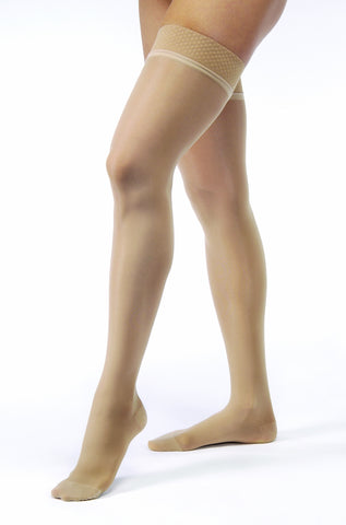 Ultrasheer | Thigh High Compression Stockings | Closed Toe | 15-20 mmHg