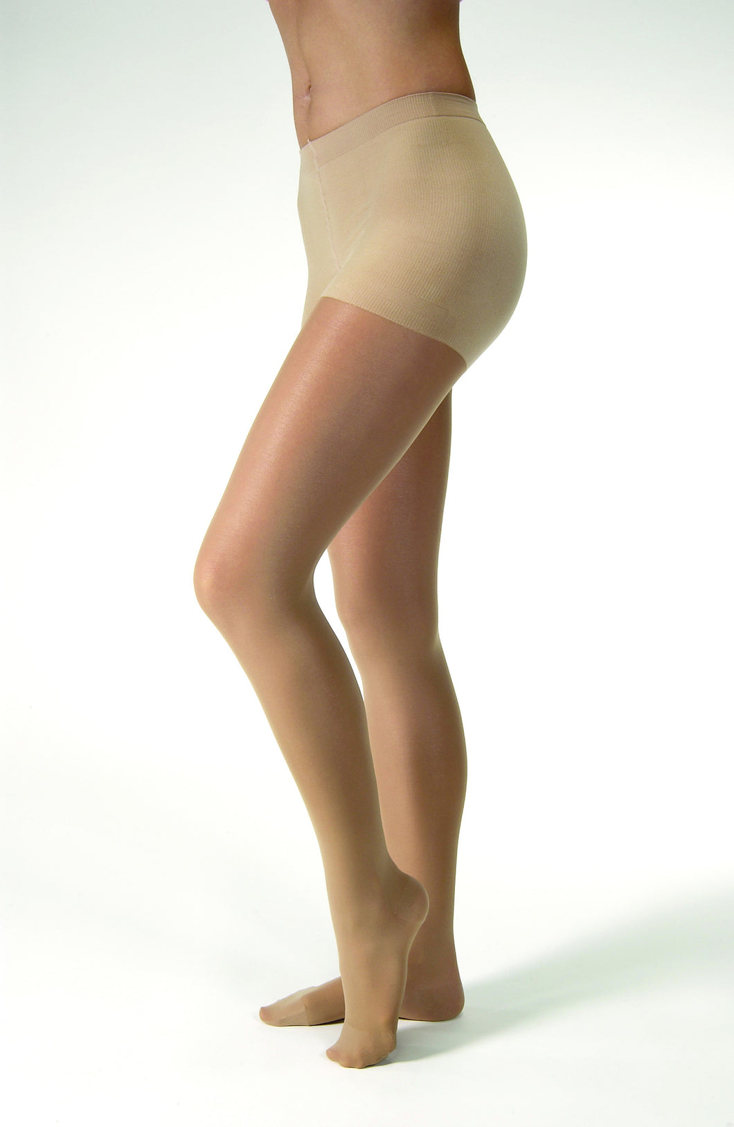 Ultrasheer | Waist High Compression Stockings | Closed Toe | 8-15 mmHg