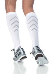 Sigvaris Athletic Recovery Calf High Compression Socks, 15-20 mmHg