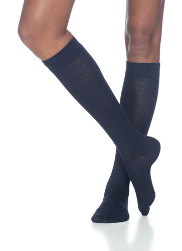 Casual Cotton | Maternity Compression Stockings | Closed Toe | 15-20 mmHg
