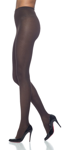 Sigvaris Soft Opaque | Pantyhose | Open Toe | 15-20 mmHg