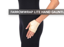 FARROWWRAP LITE HAND GAUNTLET FOAM AND VELCRO REPLACEMENT PACK