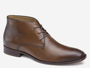 men's brown dress boot