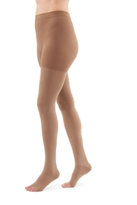 duomed advantage, 20-30 mmHg, Maternity Panty, Open Toe