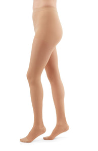 duomed transparent, 20-30 mmHg, Panty, Closed Toe