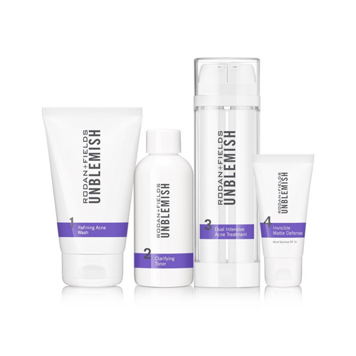 Rodan+Fields UnBlemish Regimen