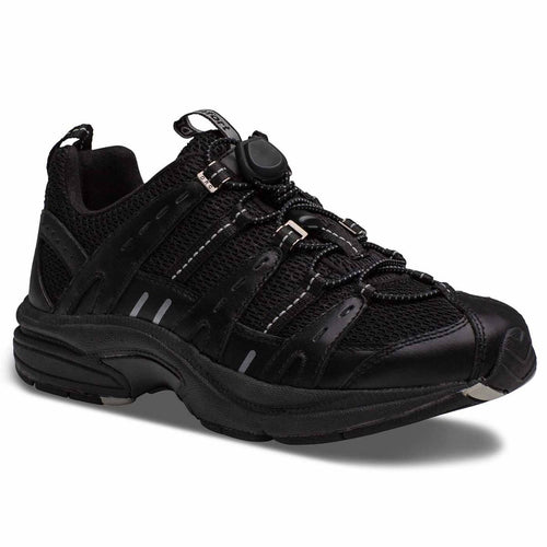 lightweight athletic shoe for women with sensitive feet