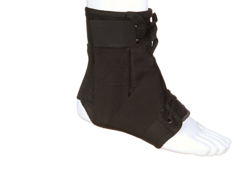 Lace-Up Figure 8 Ankle Brace