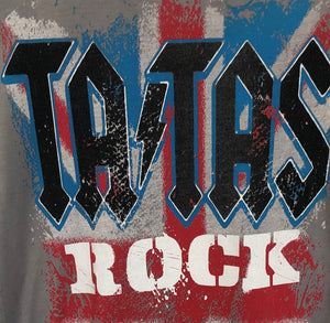 Save the Tatas Rocks T-Shirt