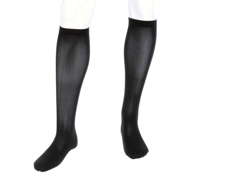 Mediven for Men | Calf High Compression Stockings | Extra Wide | 20-30 mmHg