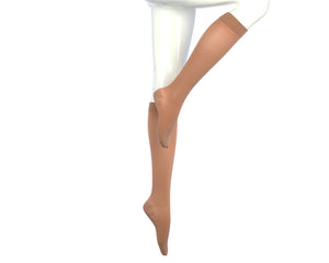 Medi Comfort | Calf High Compression Stockings | Closed Toe | 15-20 mmHg