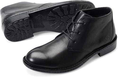 Born men's low cut dress boot