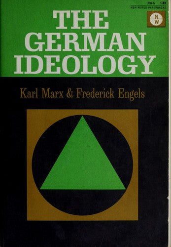 The German Ideology