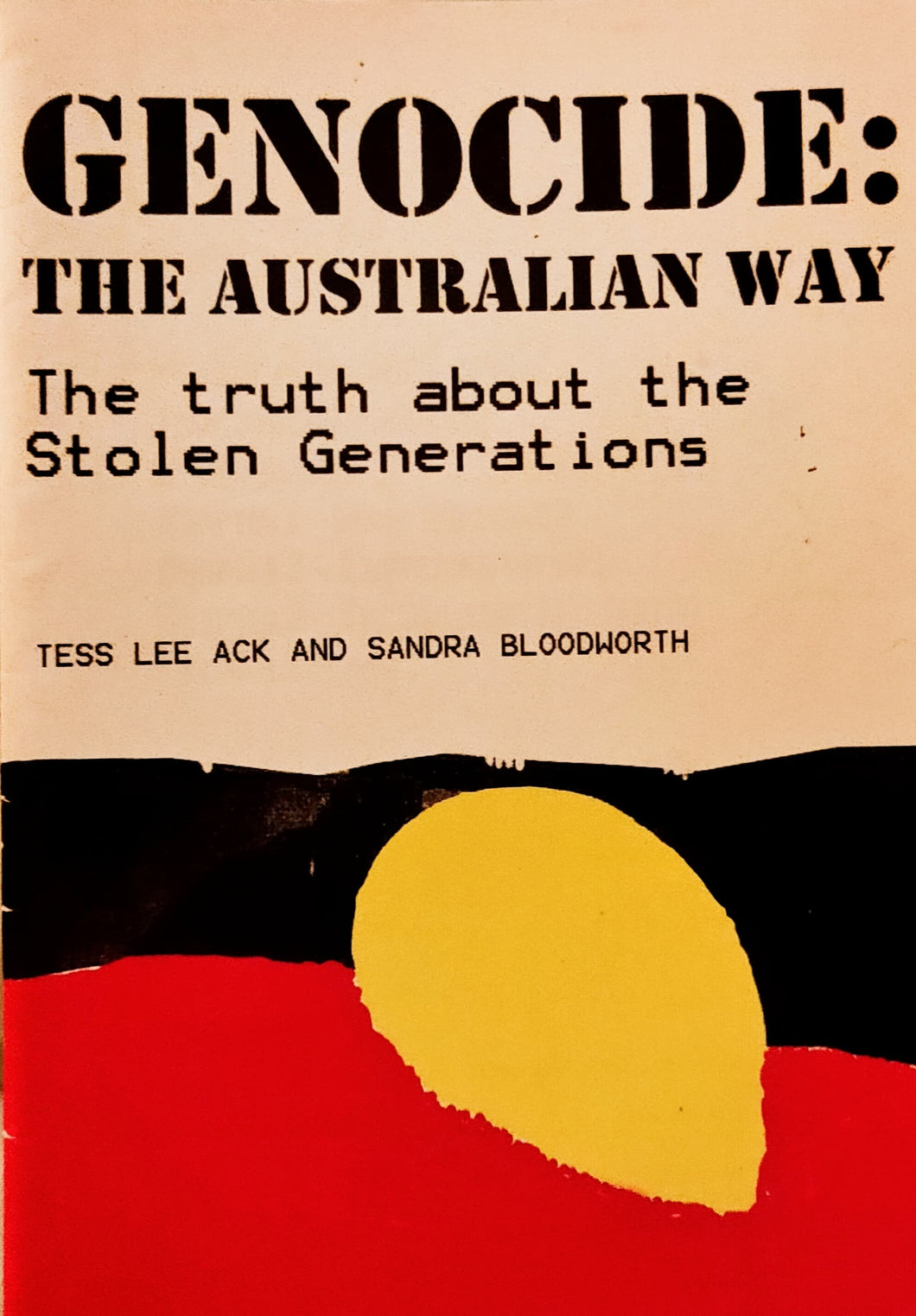 Genocide: The Australian Way