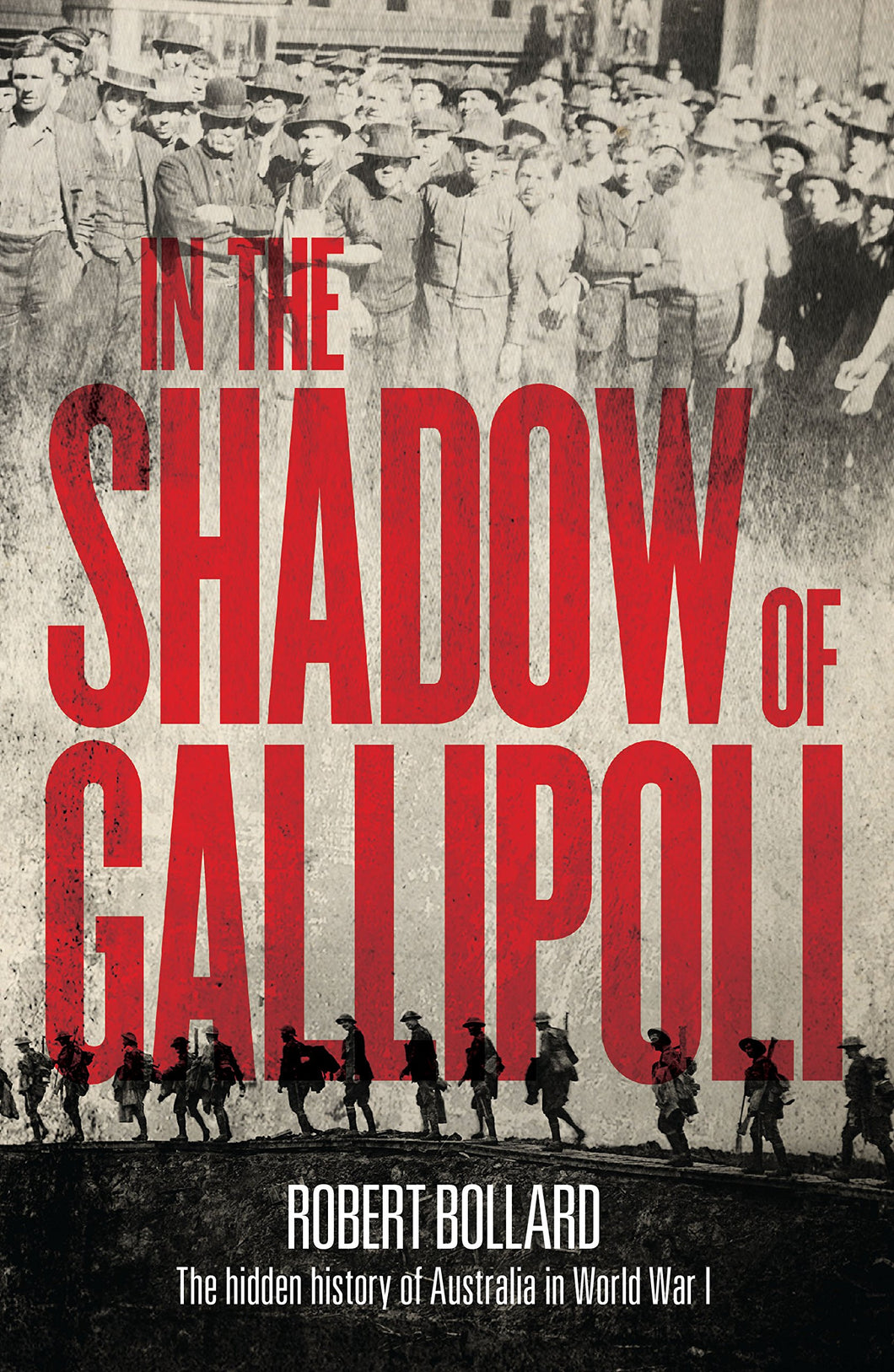 In the Shadow of Gallipoli: The Hidden Story of Australia in WWI
