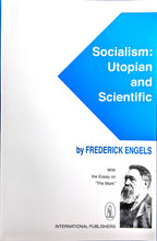 Load image into Gallery viewer, Socialism: Utopian and Scientific