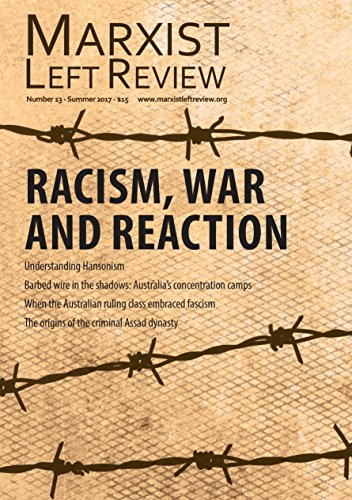 Marxist Left Review #13