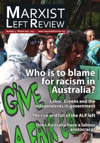 Marxist Left Review #4