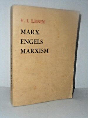 Lenin on Marx and Engels