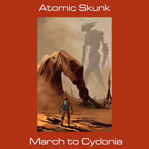 March to Cydonia