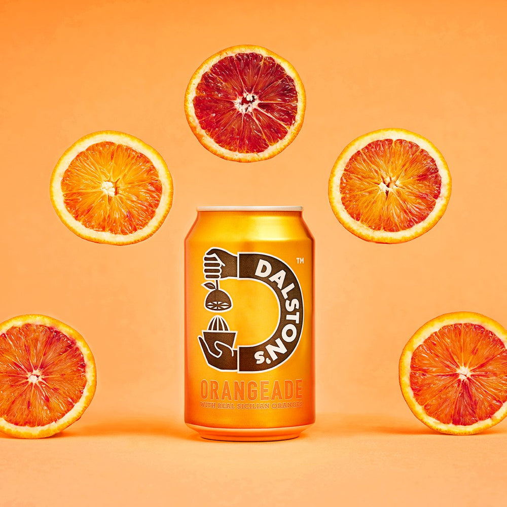 Load image into Gallery viewer, Dalston's Orangeade (330ml)