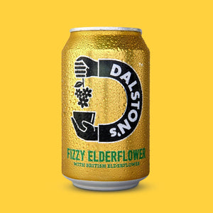 Dalston's Fizzy Elderflower (330ml)