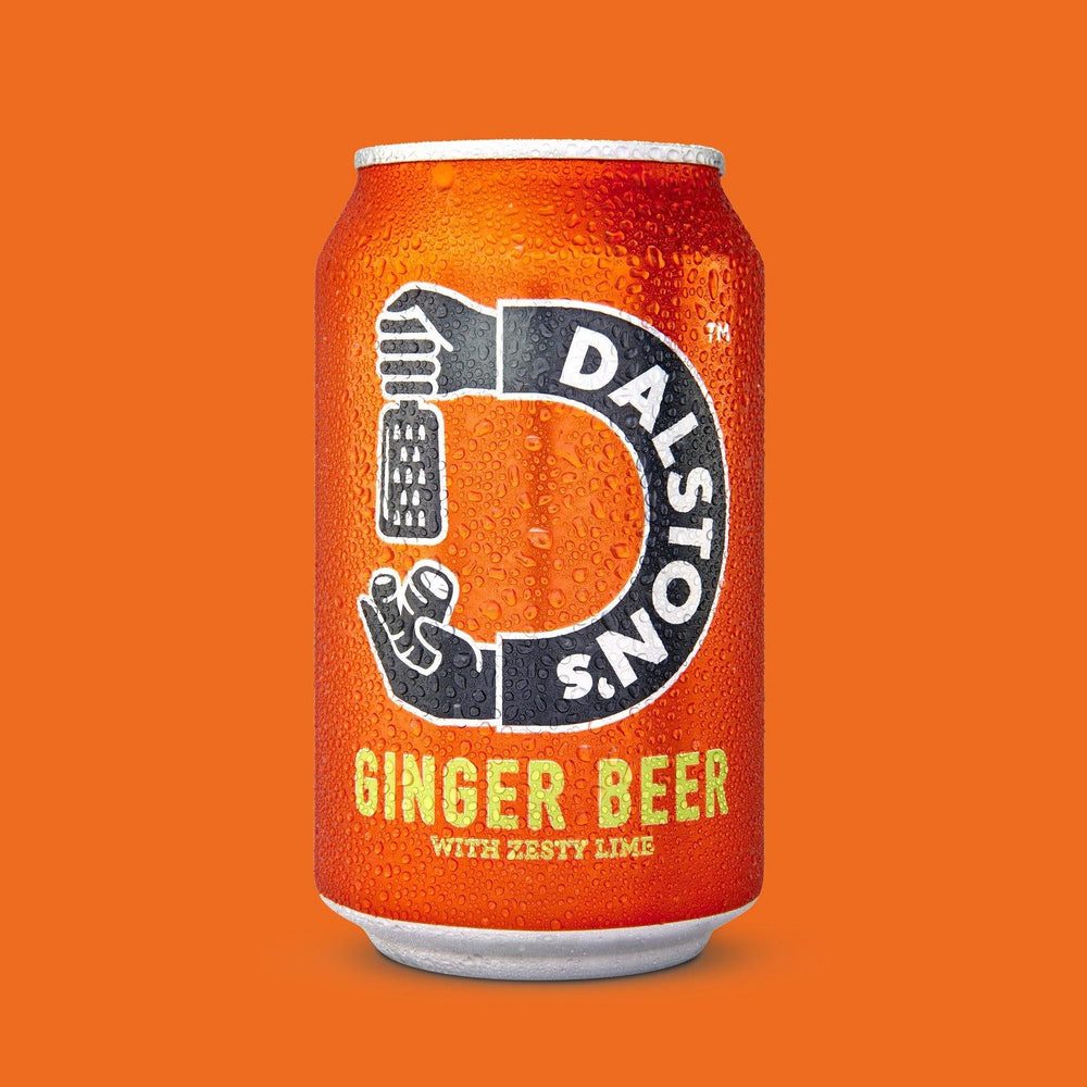 Dalston's Ginger Beer (330ml)