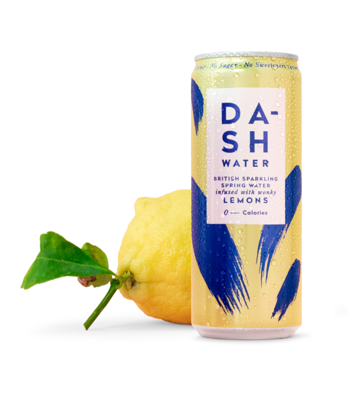 Load image into Gallery viewer, Dash Water Lemon (330ml)