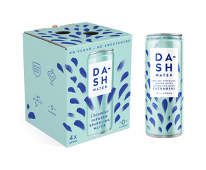Dash Water Cucumber (330ml)