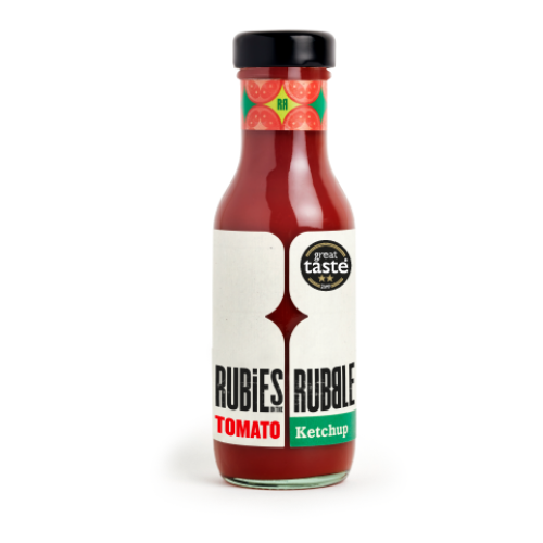 Rubies In The Rubble, Tomato Ketchup (300g)