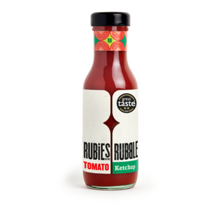 Rubies In The Rubble Spicy, Tomato Ketchup (300g)
