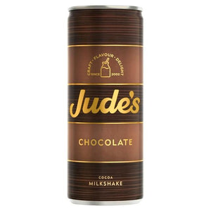 Jude's Chocolate Milkshake (250ml)
