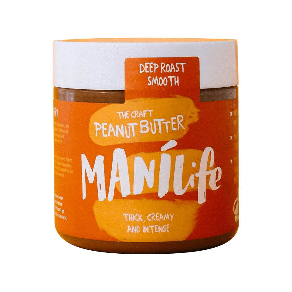 Load image into Gallery viewer, ManiLife Deep Roast Smooth Peanut Butter