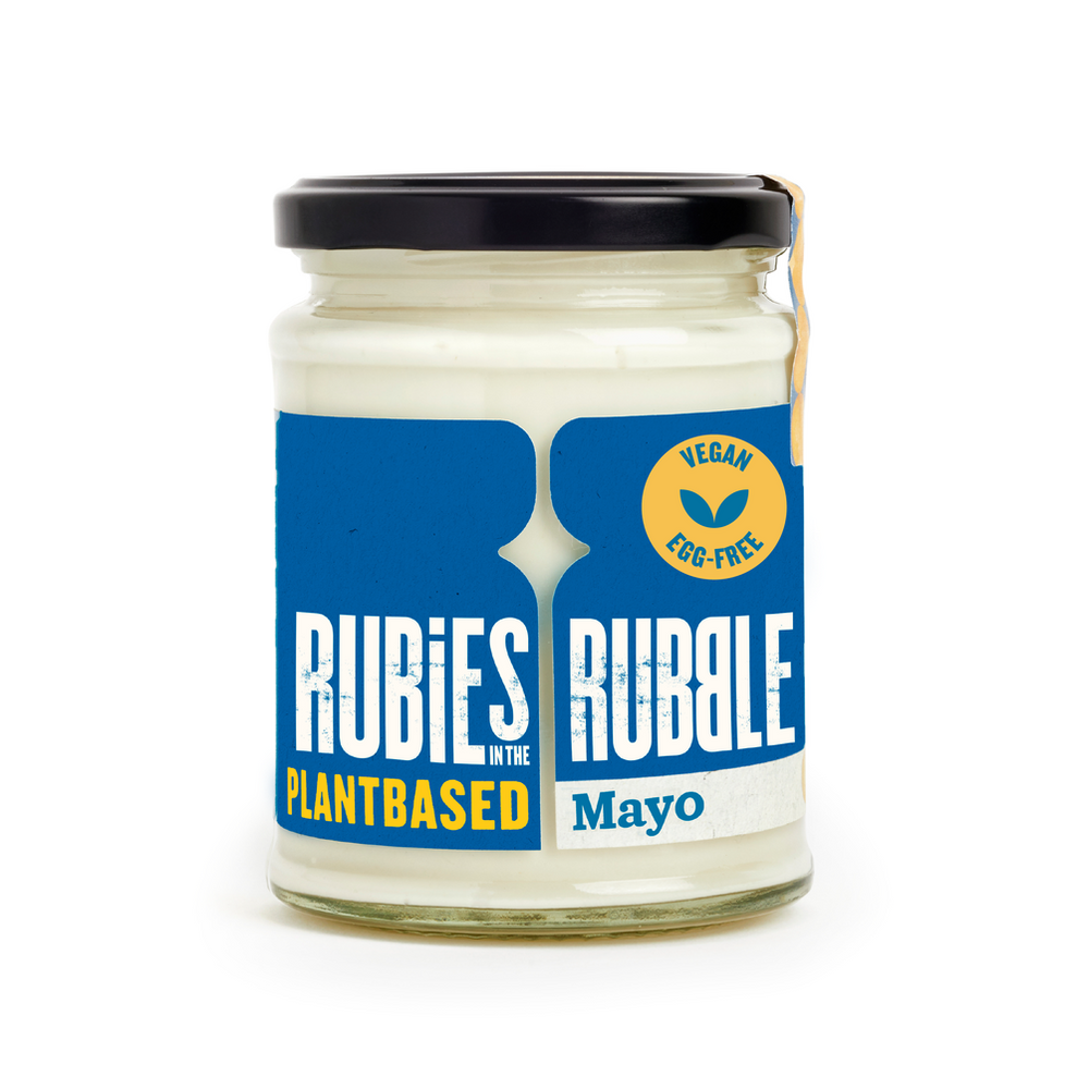 Load image into Gallery viewer, Rubies In The Rubble Plant Based Mayo (240 g)