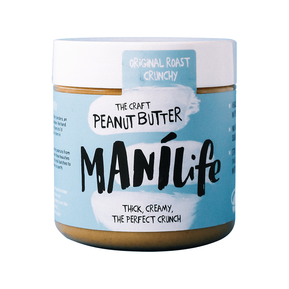 Load image into Gallery viewer, ManiLife Original Roast Crunchy Peanut Butter