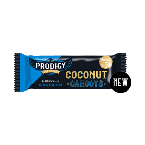 Load image into Gallery viewer, Prodigy Coconut Cahoots Chocolate Bar